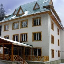 готель-курорт Водоспад